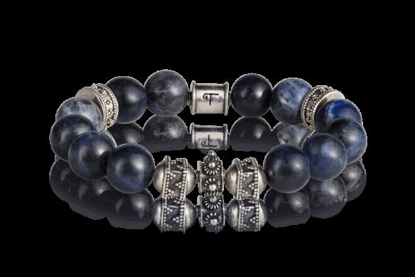 Divine sparkling grand Sodalite - Tokah bracelet