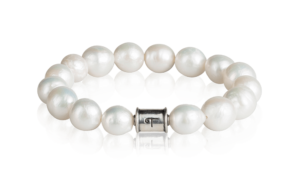 Divine white pearl - Tokah bracelet