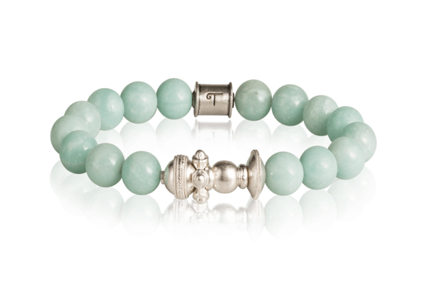 Imperial Amazonite - Tokah bracelet