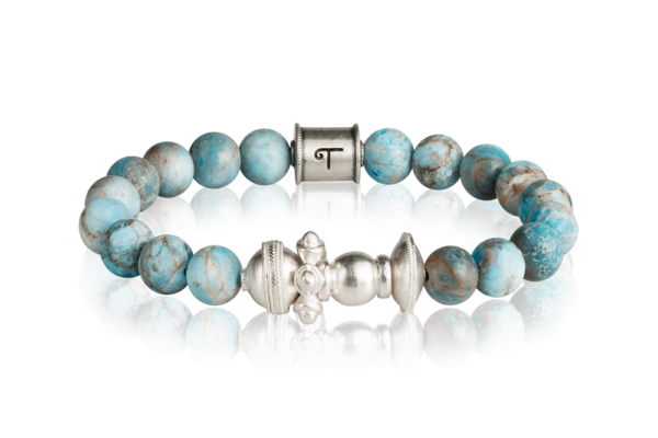 Imperial Apatite - Tokah bracelet