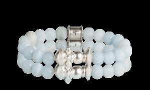 Imperial Aquamarine - Tokah bracelet