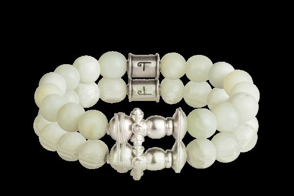 Imperial New Jade - Tokah bracelet