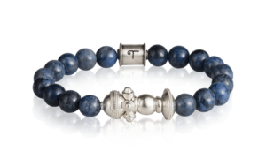Imperial Satin Blue - Tokah bracelet