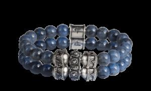 Imperial Sparkling blue - Tokah bracelet