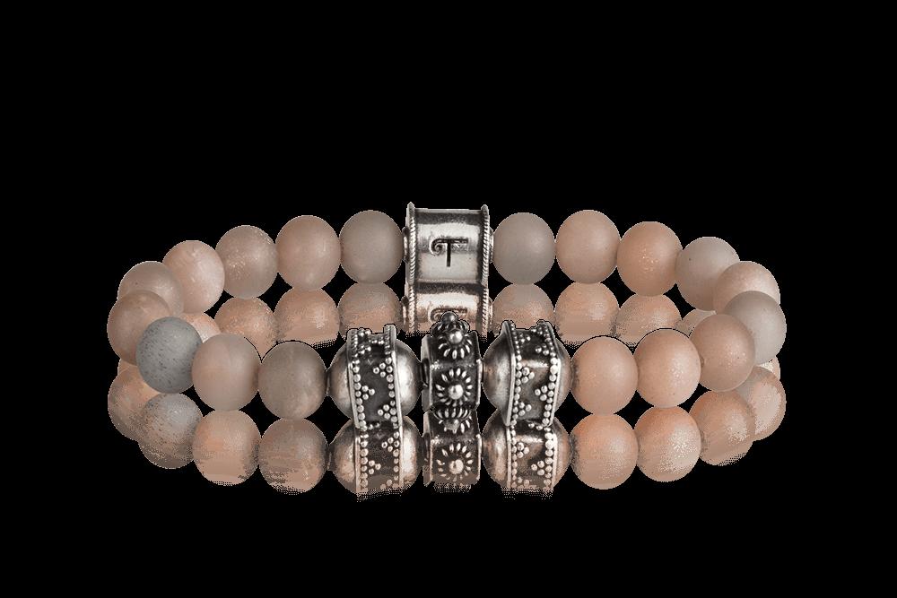 Imperial Sunstone - Tokah bracelet