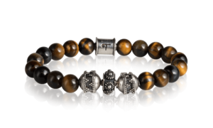 Imperial Tiger Eye - Tokah bracelet