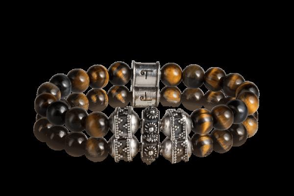 Imperial Tiger Eye - Tokah bracelet