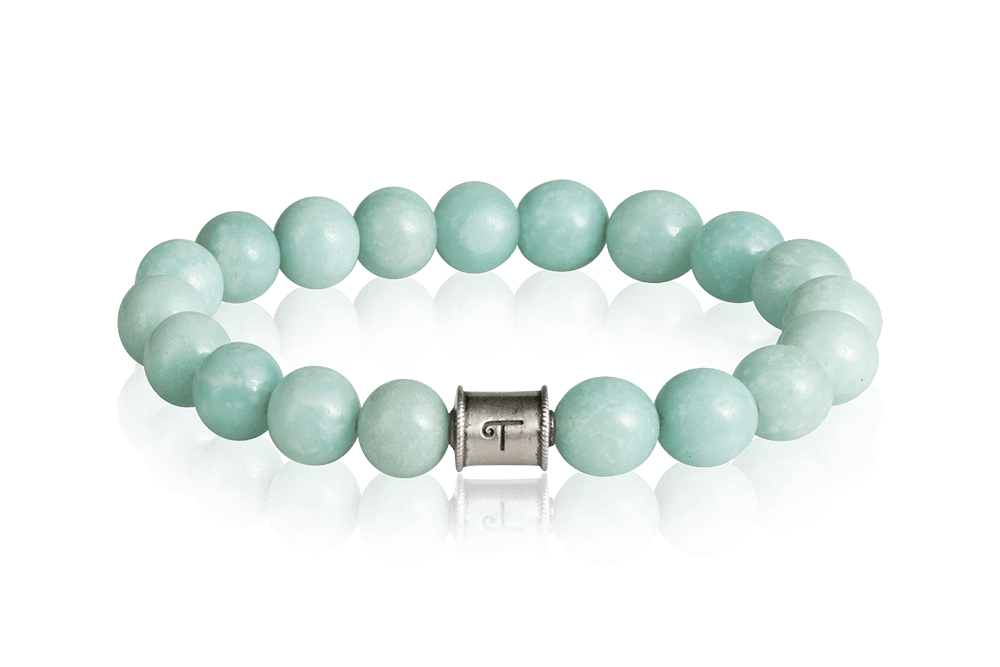 Royal Amazonite - Tokah bracelet