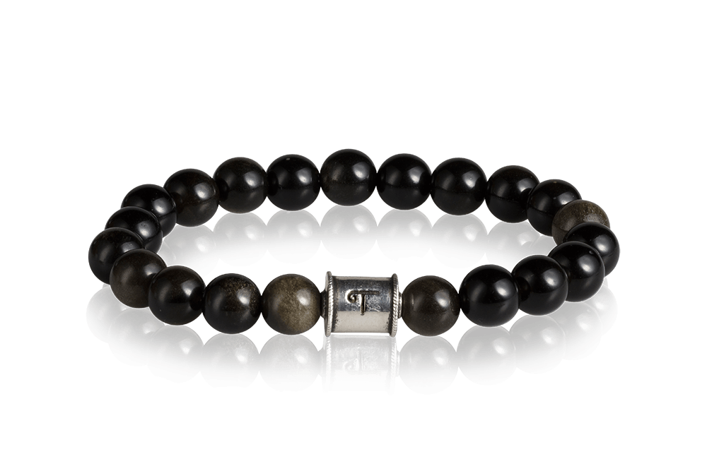 Royal Golden black - Tokah bracelet